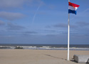 E9, North Sea Trail, Visserpad, Hollands Kustpad LAW 5-2, Den Haag CS - Loosduinen, Scheveningen