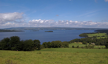 Laghtea Hill, Lough Derg