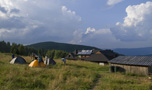 Poland, Beskids: Labowska Hut