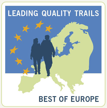 Leading Trails Logo