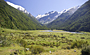 Mt Aspiring, Matukituki River Valley - by Lindsay